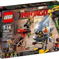 LEGO 70629 - Ninjago Movie - Piranha Attack