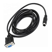 KABEL SERIAL RS232 DB9 PIN FEMALE to 9 PIN MINI DIN MALE ASSEMBLY 2 M