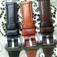 Tali jam tangan kulit asli