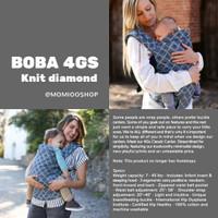 Boba 4Gs Limited Edition Knit Diamond