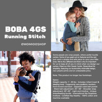 Boba 4Gs Limited Edition Running Stitch