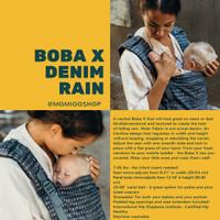 Boba X Prints Denim Rain