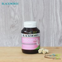 Blackmores Pregnancy and Breastfeeding Gold isi 60 - KALBE BPOM