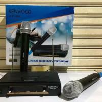 Harga mic wireless kenwood uhf | antitipu.com