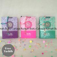 Al Quran Al-quran alquran rainbow pelangi wanita Azalia A5 Sedang