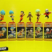 Action Figure Dragon Ball isi 6 Vol.9 Original BANPRESTO