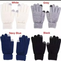 SARUNG TANGAN MUSIM DINGIN TOUCH SCREEN - WINTER GLOVES - MOTOR GLOVE