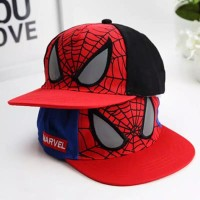 Topi Anak Spiderman Marvel Import Best Seller!