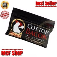 Cotton Bacon Version 2.0 Kapas Organik Vape / Vapor