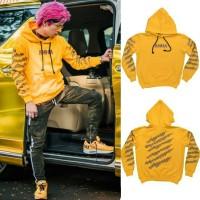 sweater hoodie ahha / jaket sweater ahha model cakar