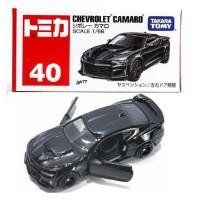JS Chevrolet CAMARO black 40 Tomica Reguler Limited