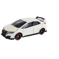 JS Tomica 76 Honda Civic type R white (BUKA KAP DEPAN) Limited