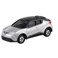 JS Toyota C-HR grey no 94 Tomica Reguler Limited