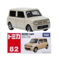 JS Tomica Series no 82 Suzuki LAPIN Limited