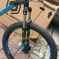 Sepeda MTB Polygon Premier 4 Terbaru hydraulic B12fu17