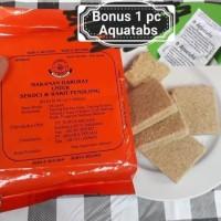 Harga termurah alternatif ransum makanan darurat biskuit survival | antitipu.com