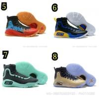 7eb3680d62f4 Paling Laku Sepatu Basket Under Armour Curry 3 Middle Ringan Anti