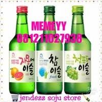 Harga minuman kesehatan korea 3 rasa | antitipu.com