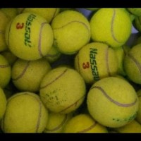 Free Ongkir Bola Tenis Bekas (Grade A) Terpercaya