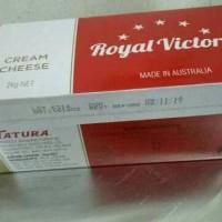 Cream Cheese Royal Victoria