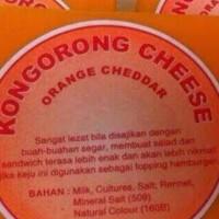 Orange/Red Cheddar Block Australia