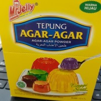 Mr.Jelly Powder Agar 7gr