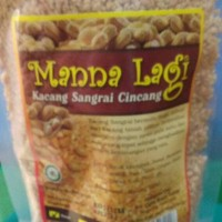 KACANG SANGRAI MANALAGI 500gr