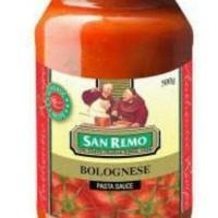 Pasta Sauce Bolognese San Remo