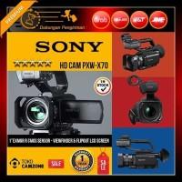 DISKON KAMERA VIDEO REKAMAN VLOG Professional Video Sony PXW-X70