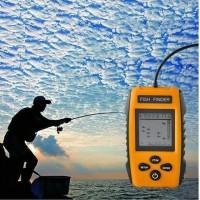 alat pencari ikan deteksi sonar+alaram Mak 100 M