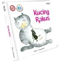 Silent book Mizan Kucing Rakus