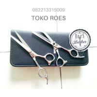 Gunting Rambut Sasak & Potong koryunikko original 5.5 inchi