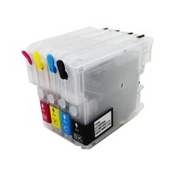 Kartrid - Cartridge MCISS Brother MFC J265W + Tinta