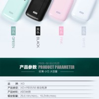Power Bank Mini LED Original Bergaransi