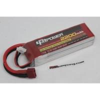 LPB Power 2200mah 3s 11.1v 60c Lipo Battery
