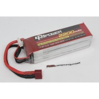 LPB Power 2200mah 4s 14.8v 45c Lipo Battery