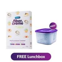 Buy FiberCreme Folding Box 450gr FREE Lunch Box