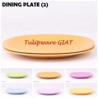 Piring Makan Ceper / Dining Plate Tulipware (2)