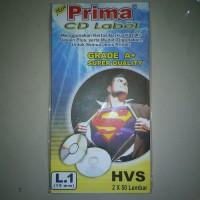 Label CD Prima HVS