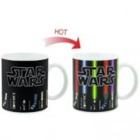 Magic Mug Cangkir Sensitif Suhu Motif Lightsaber Star Wars