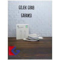 Kabel cable USB C TO LIGHTNING 8 PIN GARANS ORI FAST CHARGE IPHONE X|8