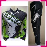 Jersey Celana Trail Cross Motocross Trabas Adventure Oneal dryfit