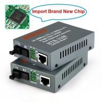 Media converter 10/100 mbps singel core 450rb/pasang
