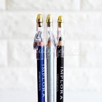 Pensil Alis Implora 2in1 (Pensil Alis dan Sikat) / BPOM dan Original