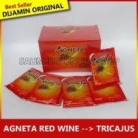 Pengganti Tricajus - Agneta Red Wine Herbal BPOM