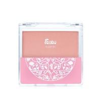 AJ01 Fanbo Microshimmer Blush On Peach