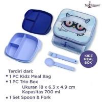Kidz Meal Set Tulipware / Set Makan Anak / Wadah Bekal Sekolah