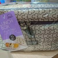 Lock & Lock Lunch Box Set Clover