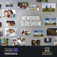 3D PHOTOS Slideshow | Videohive After Effect Template