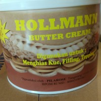 Hollman Butter Cream Vanilla 500gr